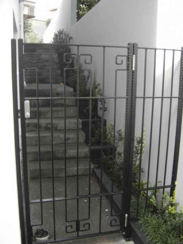 Hinged Gates